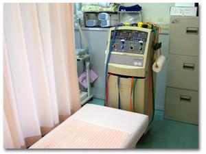 主な医療設備